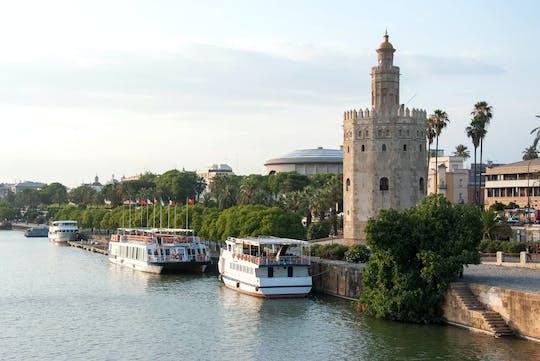 Sevilla viaje de un día completo desde Granada