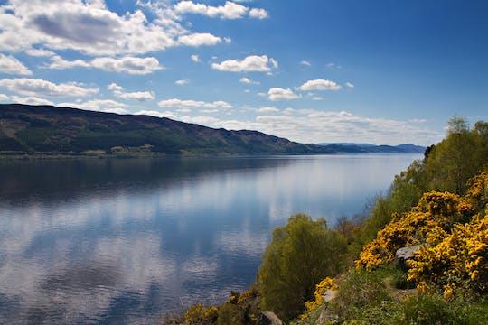 Excursión de un día para grupos pequeños a Loch Ness, Glencoe y Highlands