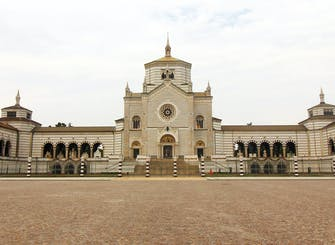 The Monumental Cemetery of Milan guided experience