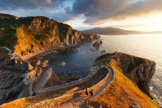 Private sightseeing tour from Bilbao to San Sebastian