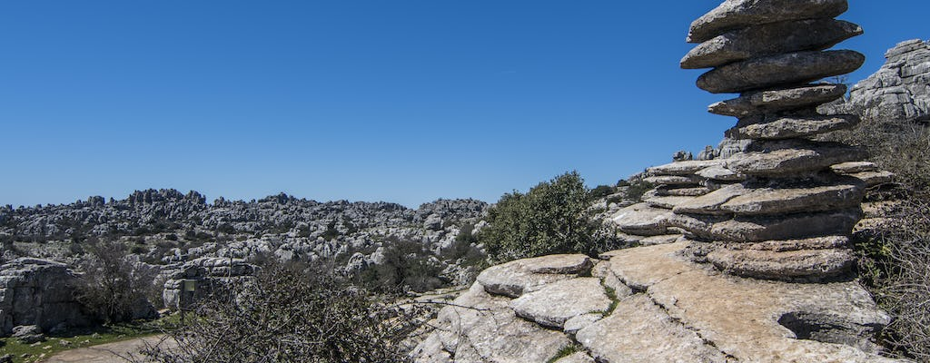 Antequera and El Torcal full-day trip from Granada