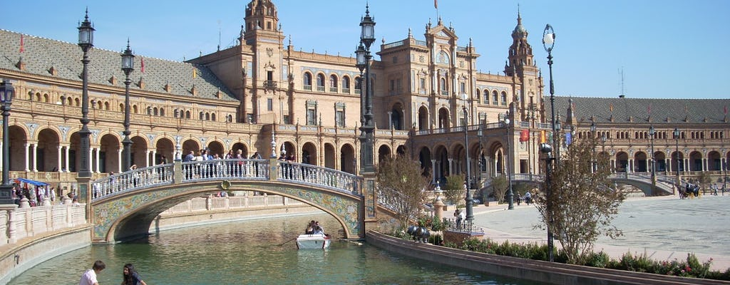Seville full-day trip from Malaga