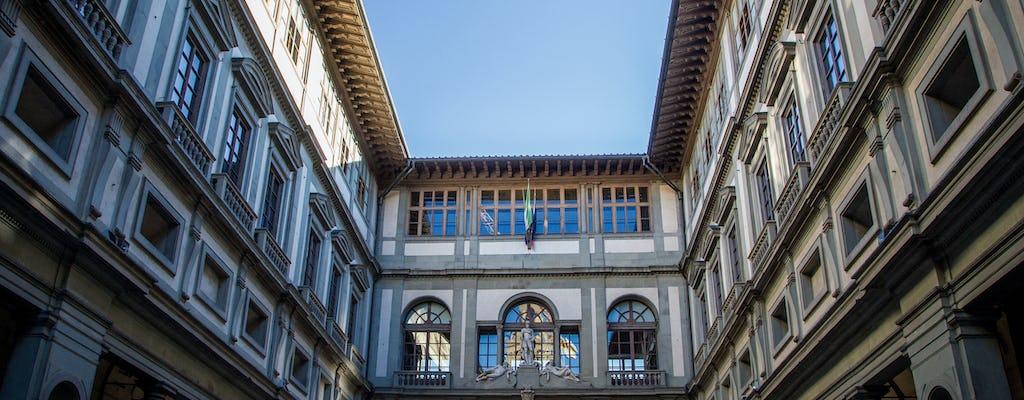 Tour guidato della Galleria degli Uffizi