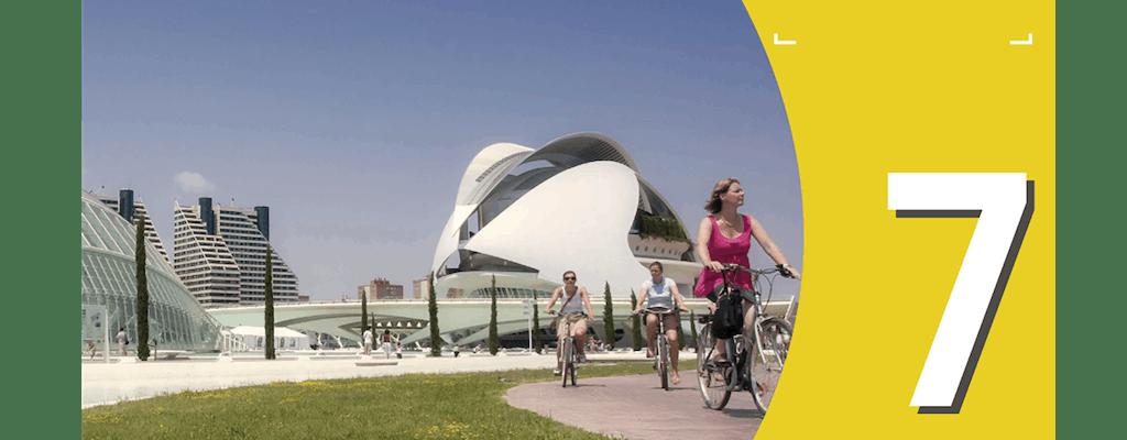 Valencia Tourist Card 7 jours
