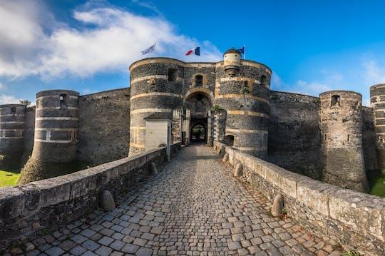 Entradas para el castillo de Angers