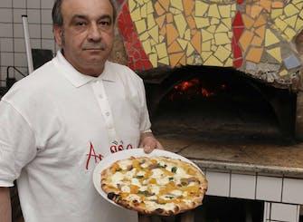 Corso base: la pizza nel forno di casa secondo Cosimo Mogavero