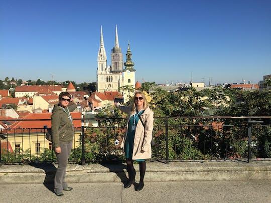 Fühle den Puls von Zagreb