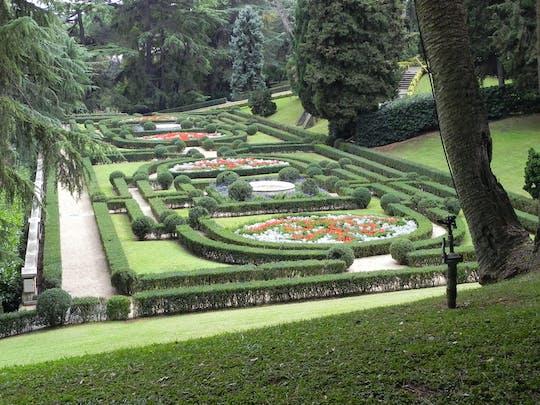 Visita do Jardim do Vaticano com Museus do Vaticano e Capela Sistina