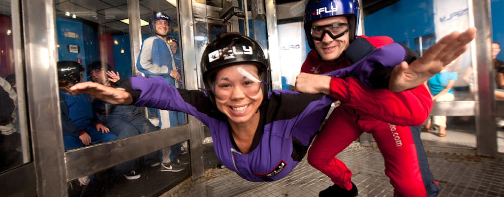 Tickets to iFLY Orlando Indoor Skydiving