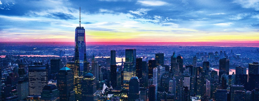 Biglietto prioritario combinato per One World Observatory
