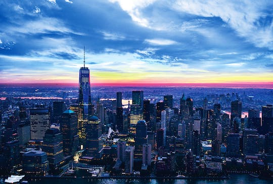 One World Observatory skip-the-line combo ticket