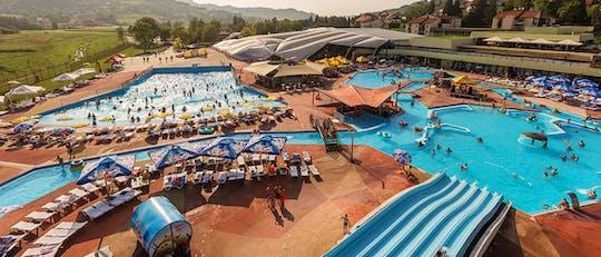 Tour per piccoli gruppi al castello di Veliki Tabor e al complesso di piscine Terme Tuhelj