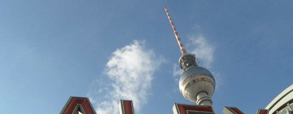 Guided walking tour through Berlin's city center