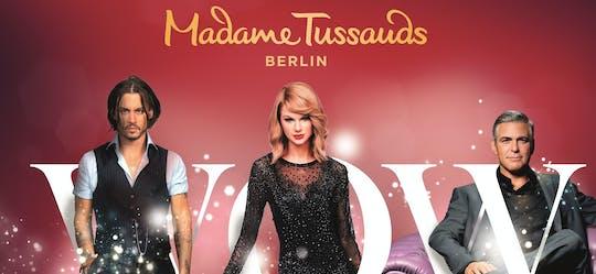 Tickets für Madame Tussauds Berlin