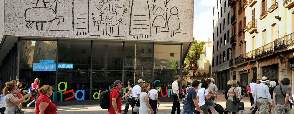 Barcelona Picasso Walking Tour