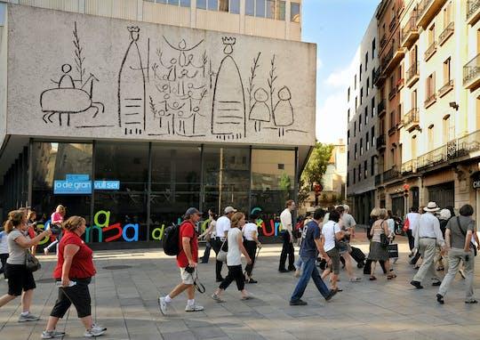 Recorrido a pie por la Barcelona de Picasso