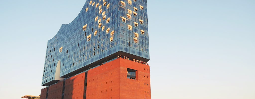Elbphilharmonie guided tour and Hamburg Port cruise combo ticket
