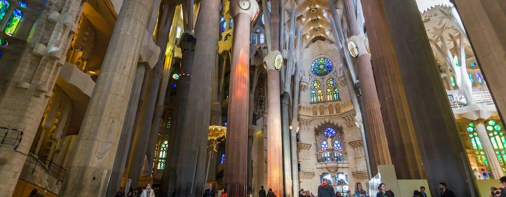 Biglietti salta fila per la Sagrada Familia con tour guidato