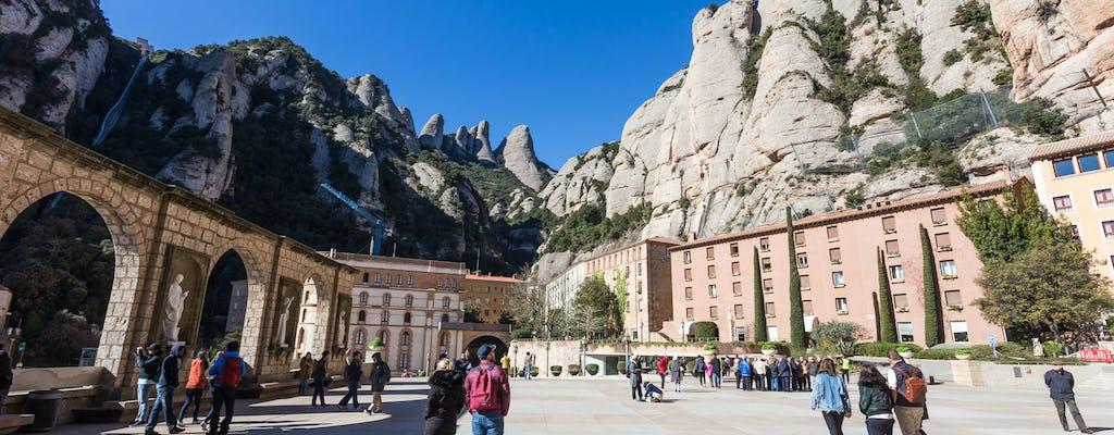 Montserrat Express tour van een halve dag vanuit Barcelona