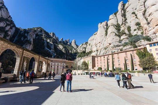Монсеррат Экспресс-полудневная экскурсия из Барселоны