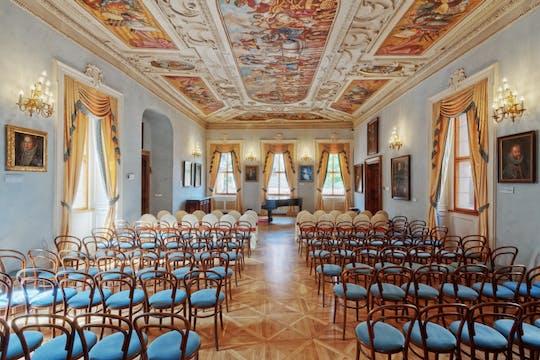 Concerto do meio-dia no Palácio Lobkowicz