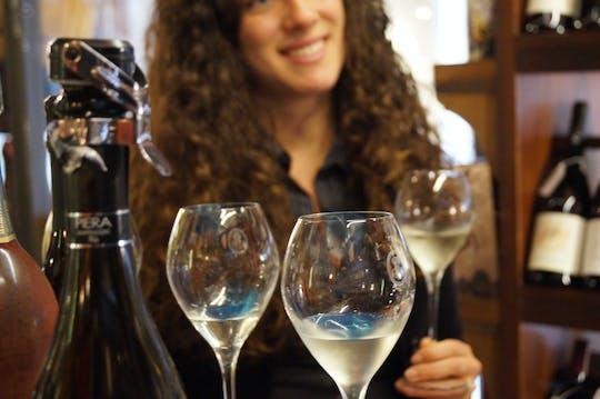 Tour de degustação de vinhos venezianos no Dai Do Cancari