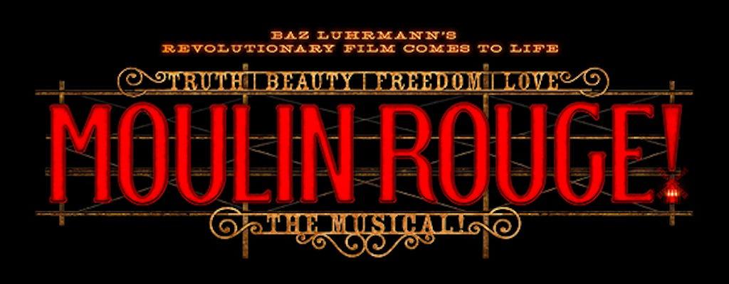 Entradas para Moulin Rouge! El musical en Broadway
