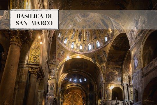 Wycieczka piesza po bizantyjskiej Wenecji z biletami bez kolejki do Złotej Bazyliki