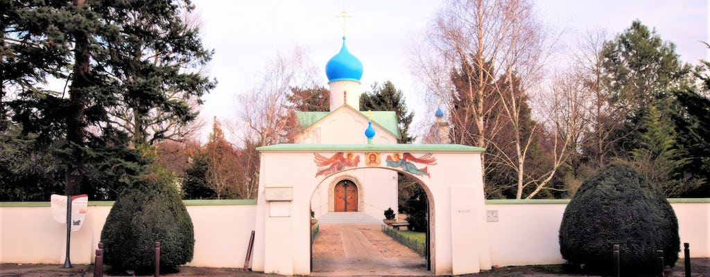 Excursion from Paris to the Russian Cemetery of Sainte-Geneviève-des-Bois
