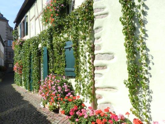 Halbtägige Nachmittagstour durch Hunawihr, Riquewihr und Eguisheim mit Weinprobe