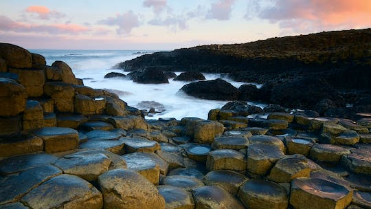 Giant's Causeway and Titanic Experience tour from Belfast port