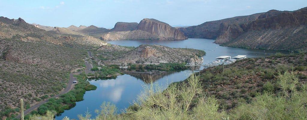 Apache Trail day tour