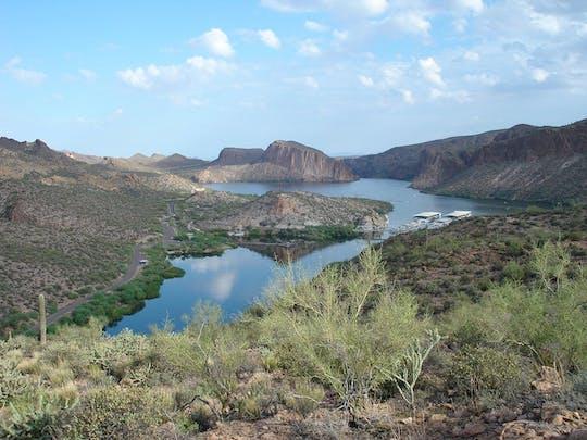 Tour de um dia pela Apache Trail