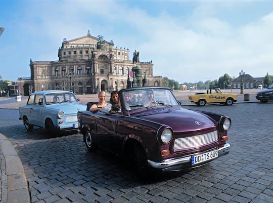 Dresden 75-minute Trabi Safari