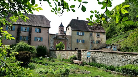 Noble Valley- half day afternoon tour of villages and medieval abbey with wine tasting