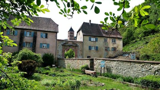 Благородный долине - на полдня после обеда поездка из деревни и средневековые аббатства с дегустацией вина
