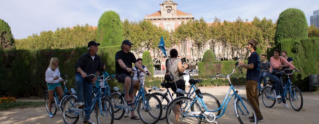 Монжуик-тур на велосипедах