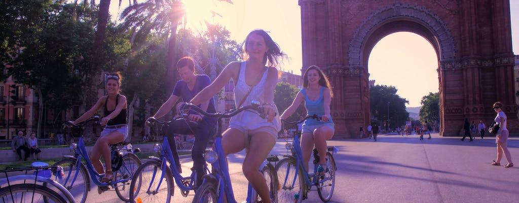 Bike tapas tour