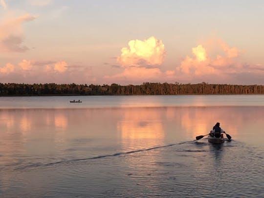 Excursão de Eco-Kayak na Flórida Central