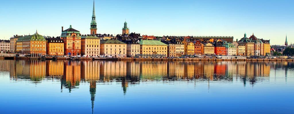 Стокгольм город пройти