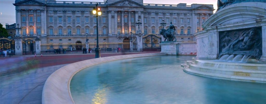 Salones de Estado del Palacio de Buckingham y Royal Mews