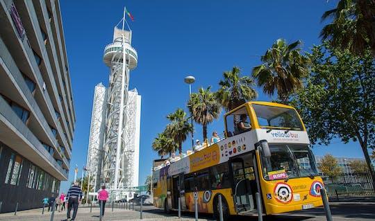 Ozeanarium Zugang ohne Anstehen und Modernes Lissabon Bustour