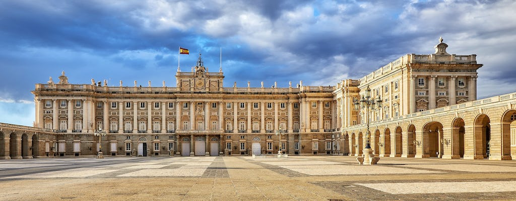 Madrid Royal Palace and Royal Palace of Aranjuez skip-the-line tickets