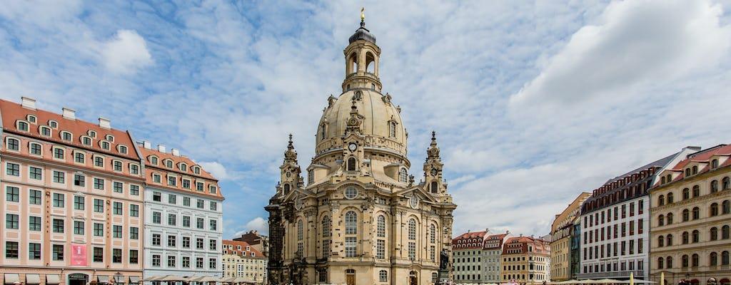 Faszination Dresden- besonderer Stadtrundgang durch die Altstadt