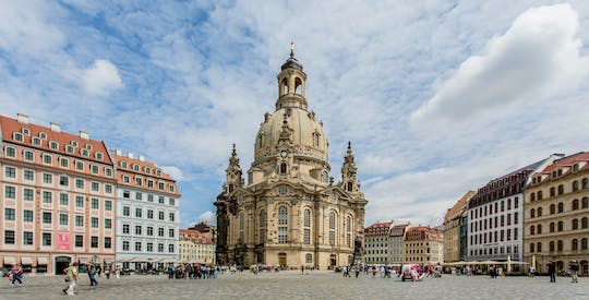 Fascination Dresden- guided city tour through the Old Town