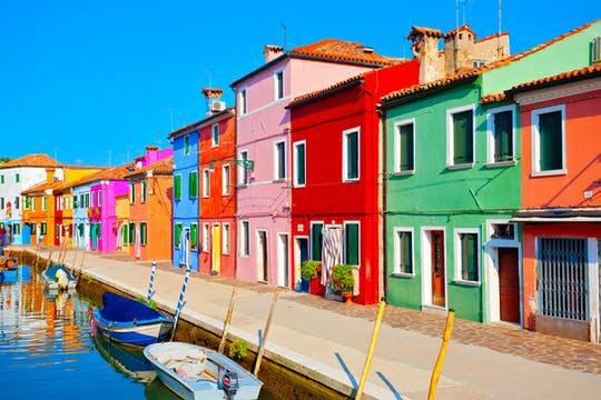 Murano, Burano and Torcello islands day trip