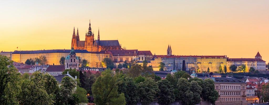Entradas sin colas para el circuito A del castillo de Praga