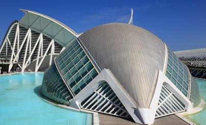 Tickets, museos, atracciones,Entradas a atracciones principales,Ciudad de las Artes y las Ciencias,Oceanografic