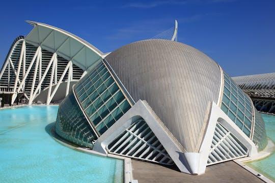 Entradas combinadas para el Oceanogràfic, el Hemisfèric y el Museo de las Ciencias