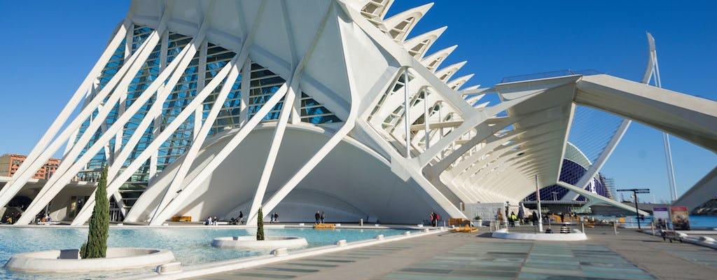 Principe Felipe Science Museum of Valencia tickets